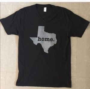 Texas is Home T-Shirt Size Large